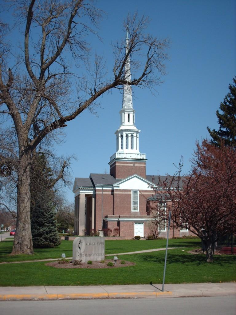 College Avenue United Methodist Church